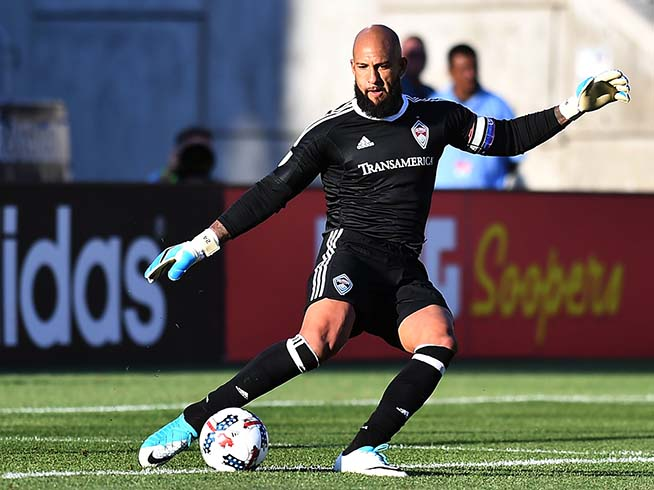 Tim Howard, Colorado Rapids