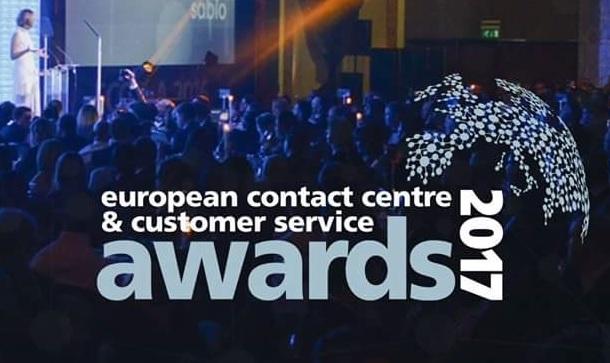 Presentation at the ECCCSA 2017 Awards