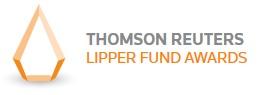 Thomson Reuters Lipper Fund Awards Logo